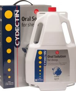 Zoetis Cydectin 0.1% Oral Drench For Sheep - Image