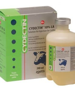 Zoetis Cydectin 10% La Injection For Cattle - Image