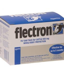 Zoetis Flectron Fly Tags - Image