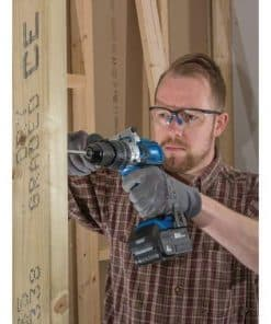Draper D20 20V Brushless Combi Drill with 1 x 4.0Ah Battery and Fast Charger - Image