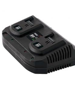 Draper D20 20v Twin Battery Charger - Image