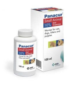 Msd Panacur 10% Liquid For Cats And Dogs - Image