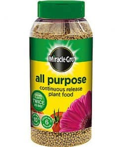 Miracle Gro Continuous release plant food - Image