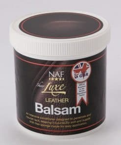 Natural Animal Feeds Naf Sheer Luxe Leather Balsam - Image