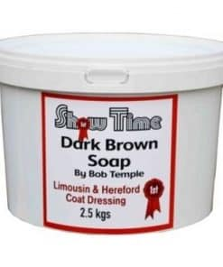 """ShowTime """"Bob Temple"""" Limousin & Hereford Dark Soap - Image"""