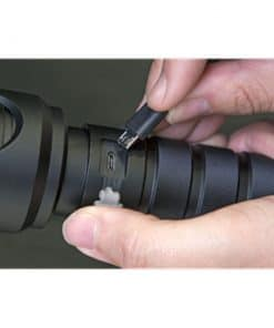 Sealey Aluminium Torch 20W CREE XHP50 LED Adjustable Focus Rechargeable with USB Port - Image