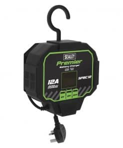 Sealey Battery Charger 12A Fully Automatic - Image