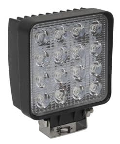 Sealey Square Work Light with Mounting Bracket 48W SMD LED - Image