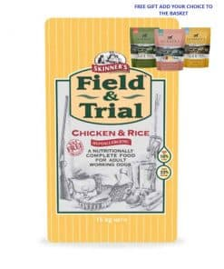 Skinners Field & Trial Chicken & Rice - Image