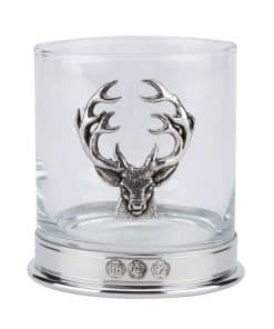 Whiskey Glass - STAG